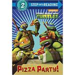 【预订】Pizza Party! (Teenage Mutant Ninja Turtles) 97815247698