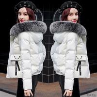 短款棉衣女2018冬季新款韩版宽松百搭加厚小棉袄女装羽绒外套