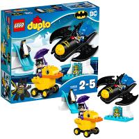 [当当自营]LEGO 乐高 Duplo得宝系列 蝙蝠翼大冒险 积木拼插儿童益智玩具10823