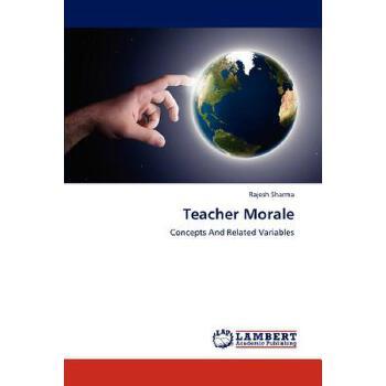 【预订】Teacher Morale 美国库房发货,通常付款后3-5周到货!