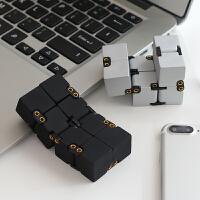 无限魔方创意二阶方块成人发泄减压神器解压玩具学生男生圣诞礼物