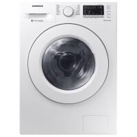三星(SAMSUNG)9公斤洗烘一体机快速洗智能变频全自动滚筒洗衣机WD90M4473MW/SC白色