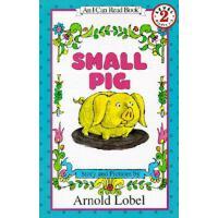 [现货]英文原版 SMALL PIG 汪培�E早教系列 I Can Read