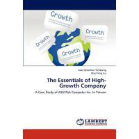 【预订】The Essentials of High-Growth Company