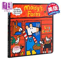 【中商原版】Maisy's Farm: Complete with Durable Play Scene 小鼠波波农场剧