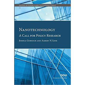 【预订】Nanotechnology 9781680834987 美国库房发货,通常付款后3-5周到货!