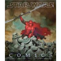 现货 英文原版 Star Wars Art: Comics 星球大战漫画艺术设定