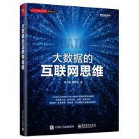 【正版二手书9成新左右】大数据的互联网思维 段云峰,秦晓飞 电子工业出版社