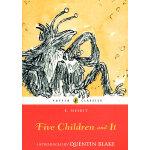 Five Children and It (Puffin Classics) 五个孩子和沙精 ISBN 9780141321615