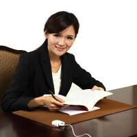 办公室加热保暖桌垫电脑暖手桌面发热垫电热板书写台板写字台书写垫鼠标发热垫电热板