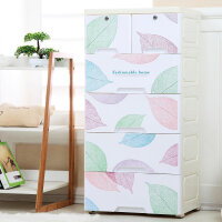 加厚特大号儿童收纳柜塑料衣物抽屉式收纳柜收纳盒多层整理储物箱