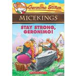 【预订】Stay Strong, Geronimo! 9781338088694
