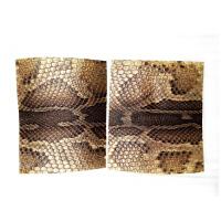 二胡皮蟒蛇皮单块高胡四胡乐器配件蟒皮蛇皮蒙皮琴皮