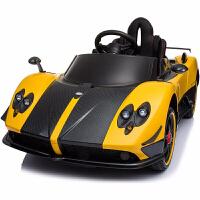 儿童电动车四轮电动汽车宝宝遥控玩具车可坐人男女小孩婴儿