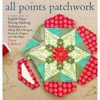 【预订】All Points Patchwork: English Paper Piecing Beyond the