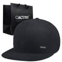 男士帽子棒球帽嘻哈帽韩版潮帽子女士平沿帽遮阳帽子女太阳帽