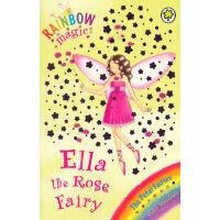 Rainbow Magic: The Petal Fairies 49: Ella The Rose Fairy 彩虹仙子#49:花瓣仙子9781846164644