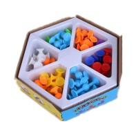 百变吸吸棒,玩具 吸力棒 吸力扣儿童硅胶软积木拼装玩具