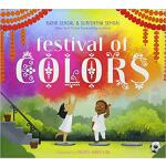 【预订】Festival of Colors 9781481420495