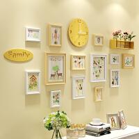 照片墙装饰相框墙欧式创意个性相框挂墙组合连体挂客厅卧室相片墙