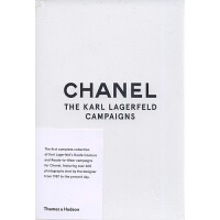 【中商原版】香奈儿:卡尔・拉格斐的创造 英文原版 Chanel: The Karl Lagerfeld Campaig