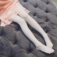 儿童连裤袜春秋季女童打底裤丝袜夏季薄款舞蹈袜子
