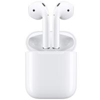苹果(Apple) 新款AirPods2代/AirPods无线蓝牙耳机 支持ipad/iphone AirPods2(