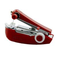 迷你手动缝纫机 便携式缝纫机 手动缝纫机 颜色随机