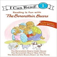 现货 英文原版Berenstain Bears贝贝熊 汪培�E推荐 I can read