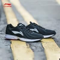 李宁跑步鞋男鞋轻质轻便耐磨防滑慢跑鞋男士低帮冬季运动鞋