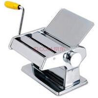 家用不锈钢手动压面机压面器 二刀面条机粉条机饺子皮机打面机器压面机家用手动 小型面条机