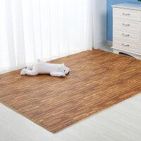泡沫地垫卧室拼接垫子家用地板垫加厚儿童爬行垫木纹地毯