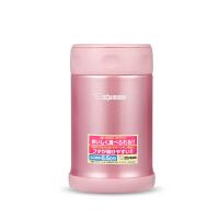 象印 焖烧杯 EAE50 真空不锈钢大容量保温桶焖烧壶学生焖粥罐大肚杯 亮粉色