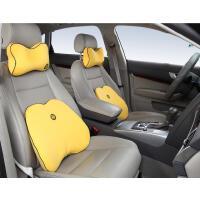 汽车头枕护颈枕 记忆棉靠枕 四季车用座椅枕头颈椎枕靠垫