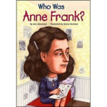 WHO WAS ANNE FRANK 进口故事书,Ann Abramson(安・艾布拉姆森),Penguin US,9
