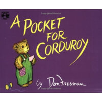 A Pocket for Corduroy小熊可可的口袋(平装)ISBN9780140503524