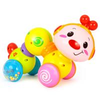 小虫婴幼儿学爬行玩具0-1-2岁男孩宝宝益智儿童早教6-12个月9
