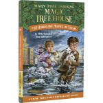 英文原版 The Magic Tree House 神奇树屋 30 Hurricane Heroes In Texas