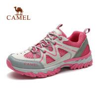 【全店满300减100】camel骆驼户外徒步鞋 春夏新款女款日常运动透气耐磨徒步鞋