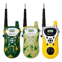 儿童玩具电话 儿童无线对讲仿真电话手机模型一对玩具 宝宝男女小孩3-5-6岁