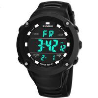 防水男士多功能运动手表登山跑步电子表