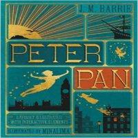 现货 英文原版 Peter Pan 彼得潘 小飞侠 彩色立体书