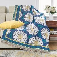 北欧沙发盖布沙发巾全盖通用ins沙发布毯子全盖布单沙发罩盖巾罩