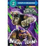 【预订】Mean Team (Teenage Mutant Ninja Turtles: Out of the Sha
