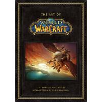 现货 The art of World of Warcraft (魔兽世界的视觉艺术)设定集