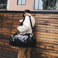 健身包干湿分离运动包手提单肩斜跨女包韩版时尚潮男包新款旅行包