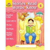 [现货]Stories to Read, Words to Know LEVEL E WITH CD