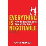 【预订】Everything Is Negotiable: How to Get the Best Deal Ever