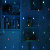 渔网灯挂灯 LED彩灯闪灯串灯满天星节日婚庆圣诞新年装饰灯星星灯