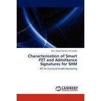 【�A�】Characterization of Smart Pzt and Admittance Signatures